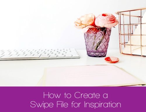 How to Create a Swipe File to Spark Creativity